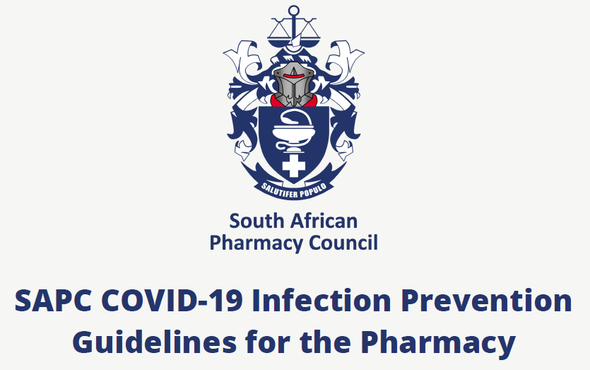 COVID-19 Prevention Guidelines for the Pharmacy